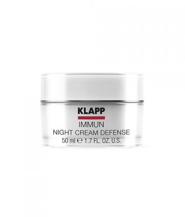 NIGHT CREAM DEFENSE - IMMUN