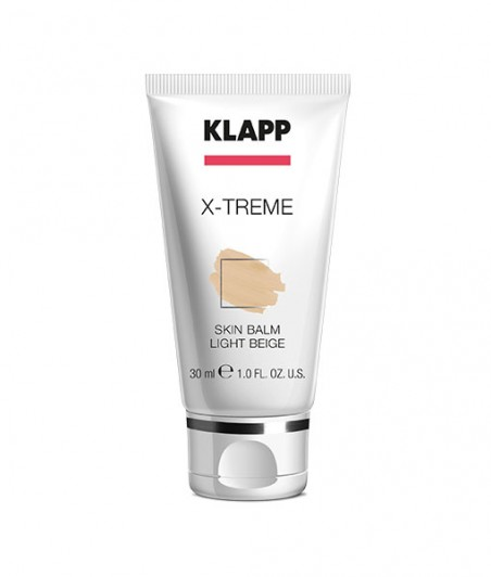 SKIN BALM LIGHT BEIGE 30ml - X-TREME