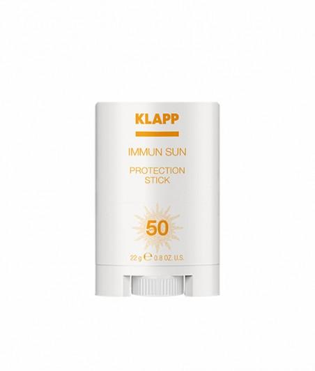 Sztyft przeciwsłoneczny do twarzy SPF 50 | Protection Stick 50ml - IMMUN SUN