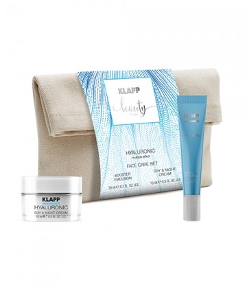 HYALURONIC FACE CARE SET -...