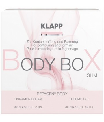 BODY BOX SLIM  2 x 200 ml -...
