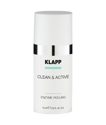 ENZYME PEELING - CLEAN &...