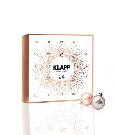KALENDARZ ADWENTOWY - ampułki + mini produkty KLAPP