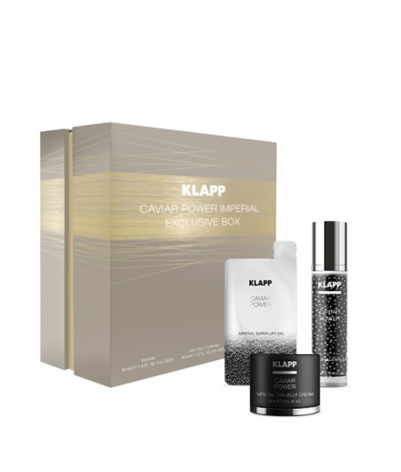 CAVIAR POWER Imperial Exclusive Box (Imperial Serum + Imperial 24H Jelly Cream + Imperial Super Lift Gel)