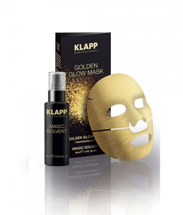Zabieg Golden Glow Mask -...