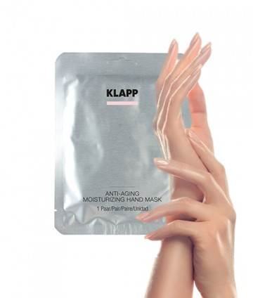 MOISTURIZING HAND MASK -...
