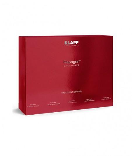 Zabieg TREATMENT STRONG/LIGHT - REPAGEN® EXCLUSIVE