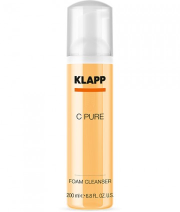 FOAM CLEANSER 200ml - C PURE