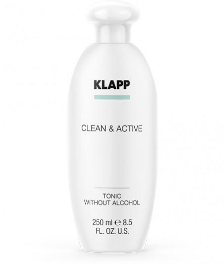 TONIC WITHOUT ALCOHOL 250ml - CLEAN & ACTIVE