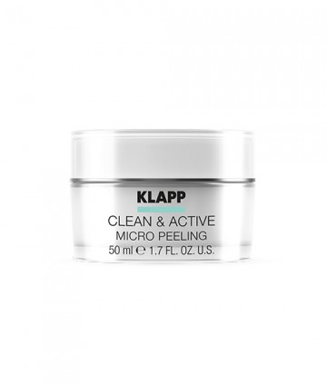 Micro Peeling - CLEAN & ACTIVE