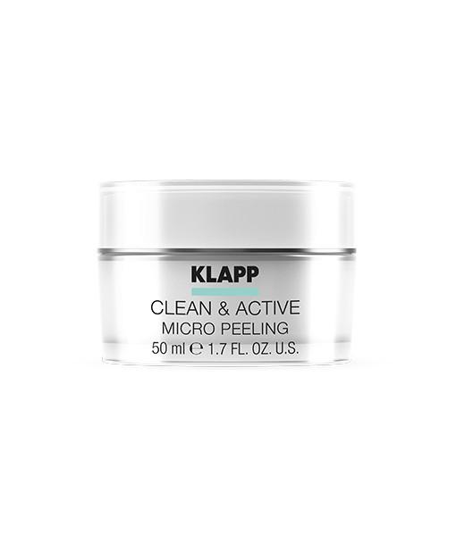 Micro Peeling - CLEAN & ACTIVE